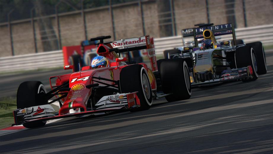 F1 2014: RECENSIONE
